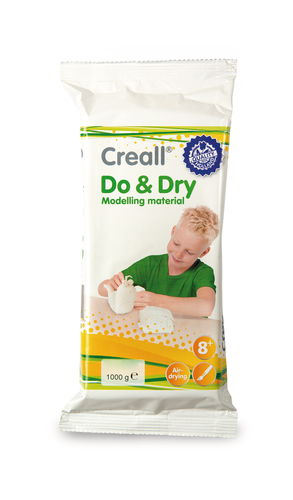 4d45f2c4d45 Creall Do & Dry modelovacia hmota - OPITEC-Hobbyfix - kreatívne ...